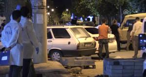 Diyarbakır'da Emniyet Müdürlüğüne el bombalı ve silahlı saldırı