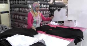 Güneydoğu'dan Türkiye'ye örnek olacak fabrika! Tüm çalışanları kadın