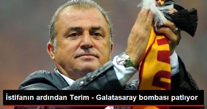 İstifanın ardından Terim - Galatasaray bombası patlıyor