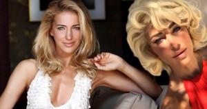 Marliyn Monroe değil Burcu Esmersoy! Radikal değişikliğe gitti