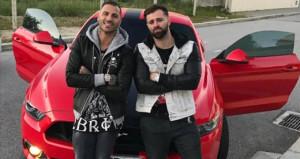 Q7'nin arkadaşının Fener forması yakması, Beşiktaşlıları bile kızdırdı