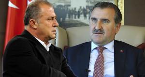 Spor Bakanı'ndan Terim'in istifasına ilk yorum