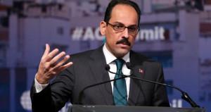 Beştepe'den müslüman liderlerin Mescid'i Aksa çağrısına destek
