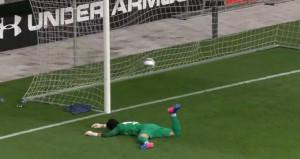 Galatasaray'dan giden kaleci, 45 dakikada 3 gol yedi