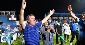 Hagi'nin takımı, Şampiyonlar Ligi'nde tarih yazıyor