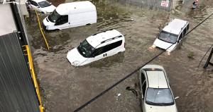 İBB, İstanbul'daki 20 dakikalık felaketin bilançosunu açıkladı