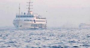 İstanbul'da yoğun sis nedeniyle aksayan vapur seferleri normale döndü