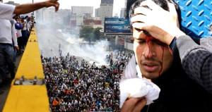 Venezualla'da 48 saatlik grevin ilk gününde 2 kişi öldü