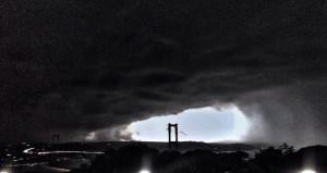 İstanbul'u vuran şiddetli fırtınanın sebebi belli oldu: Süper hücre
