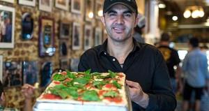 Eşiyle birlikte gözaltına alınan pizza şampiyonu, serbest bırakıldı