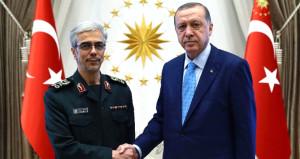İran Ordusu'nun bir numarasından Erdoğan'a ziyaret
