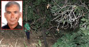 Kaderleri ağaç dibinde ölmek! Babası ve kız kardeşi gibi can verdi