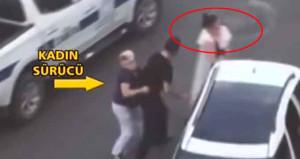 Kocasıyla tartışan kadını, aracına alıp kaçırdı