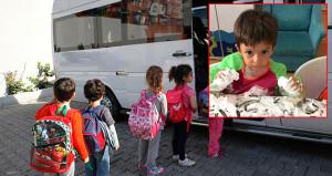 Minik Alper unutulduğu okul servisinde can verdi