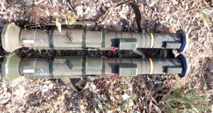 PKK'nın ele geçirilen 2 tanksavar füzesi, İsveç malı çıktı