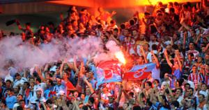 Trabzonsporlu taraftarların Fenerbahçe hayali suya düştü