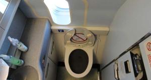Uçaklardaki tuvalet atıkları nereye gidiyor?