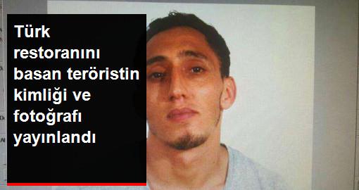Barcelona'daki Saldırının Faili Teröristin Kimliği Ve Fotoğrafı Yayınlandı