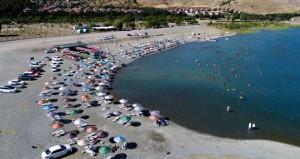 Ege ve Akdeniz'i aratmıyor! Yerli ve yabancı turistlerin gözdesi oldu