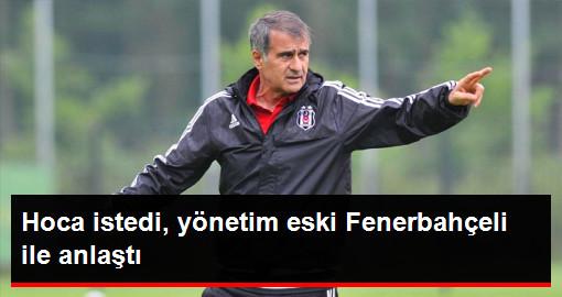 Beşiktaş Yönetimi, Şenol Güneş'in İstediği Volkan Şen ile Görüştü
