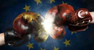 Hükümetten Merkelin Gümrük Birliği açıklamalarına sert yanıt!
