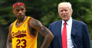 LeBron, ABD Başkanı Trump'ı yerden yere vurdu