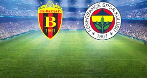 Makedonya'da Fenerbahçe şokta