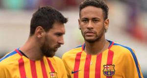 Messi'nin tarihi teklifini umursamayıp Barça'yı terk etti
