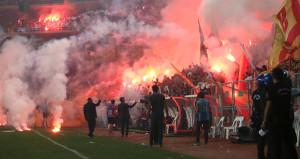 Antalya'daki maçın faturası ağır oldu: 55 gözaltı