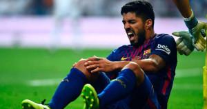 Barça'ya Neymar'dan sonra bir darbe de Suarez'den geldi