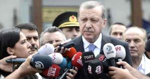 Erdoğan, Almanya'daki vatandaşlara seslendi: O partilere oy vermeyin