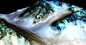 İnanılmaz keşif! Mars ekvatorunda çok miktarda su bulundu