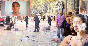 İşte İspanya'yı kana bulayan terörist!