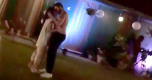 Kısmetse Olur'da evlenen Nur ve Batuhan'dan ilginç dans