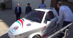 Türk akademisyenler üretti! 100 kilometrede 1,5 TL elektrik harcıyor