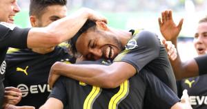 Nurili Dortmund lige süper başladı