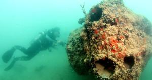 Pearl Harbor saldırısının kalıntıları ilk kez görüntülendi!