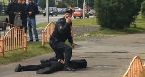 Rusya'daki bıçaklı dehşeti, eli kanlı terör örgütü üstlendi