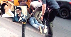 Sosyetenin manken torbacıları, tiyatrocu polislerin tuzağına düştü
