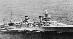 ABD'nin kayıp savaş gemisi, 72 yıl sonra Pasifik'te bulundu!