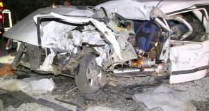 Alkollü araç kullanan sürücü, 1 kişinin ölümüne sebep oldu