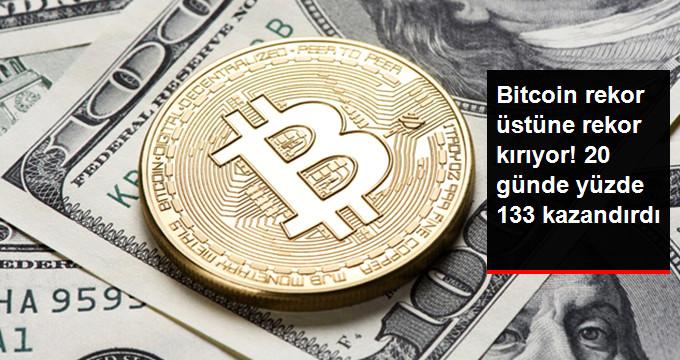 Bitcoin Cash, 20 Günde Yüzde 133 Kazandırdı