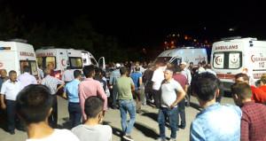 Artvin'de katliam gibi kaza: 5 ölü, 6 yaralı