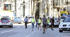 Barcelona'yı kana bulayan terörist, bombalı eylem öncesi öldürüldü