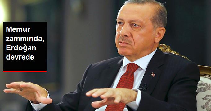 Cumhurbaşkanı Erdoğan, Memur-Sen Başkanıyla Memur Zammını Görüştü