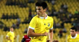 Fenerbahçe'nin 17'lik yıldızına milli davet