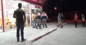 Taciz kavgasında silahlar konuştu: 1 Suriyeli öldü