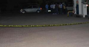Akaryakıt istasyonunu basıp 10 yaşındaki çocuğu kaçırdılar