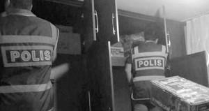 Operasyona gittiği evde hırsızlık yapan polis için karar verildi