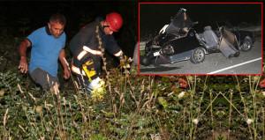 Beykoz'da korkunç kaza: Ölenlerden birinin kopan kafasını aradılar!